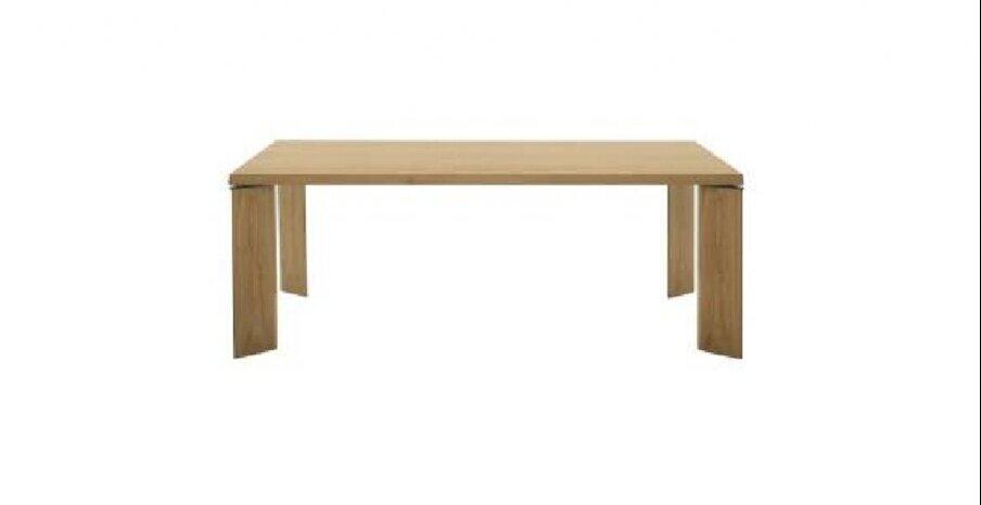 שולחן עץ מדגם Roma