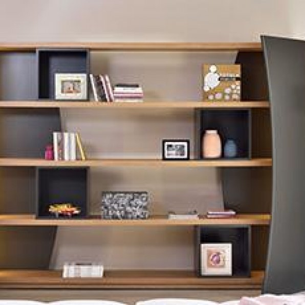 Orbit bookcase
