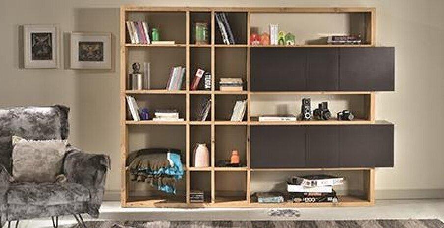 Ennea bookcase