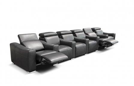 כורסא שישה מושבים נפתחת מעור