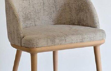 כיסא מרופד איכותי