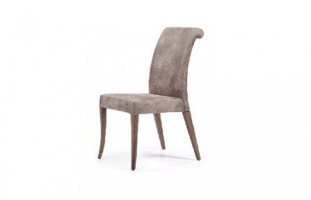 כסא אפור למטבח