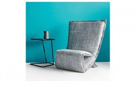 כסא מעוצב לסלון מסוג פולד