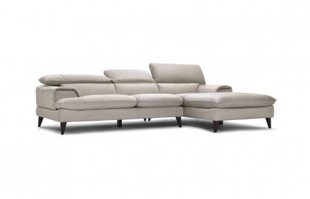 ספה מעור שלושה מושבים