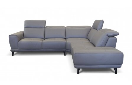 ספת עור lovely sectional