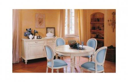שולחן לסלון קטן לבן