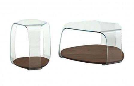 שולחן מהמם ומיוחד מזכוכית