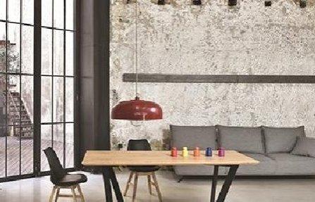 שולחן מעוצב לסלון מעץ